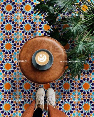 کاشی سنتی مراکشی