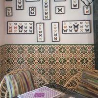 کاشی اسپانیایی- مراکشی