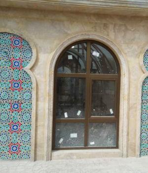 کاشی هندسی مراکشی