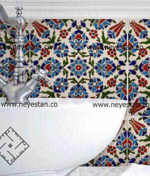 سرویس بهداشتی- طرح سنتی ترکی